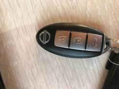 Ключ зажигания. Nissan Smart