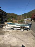 Yamaha Fish. 2010 год год, длина 5,00м., двигатель подвесной, 9,00л.с., бензин. Под заказ
