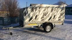 Мзса. Продам прицеп снегоход, квадроцикл, 750 кг.