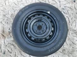 Одно колесо на запаску 195/65R15 4*100. 6.0x15 4x100.00 ЦО 54,0мм.