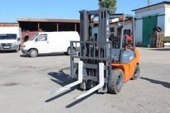 Heli CPCD25. Автопогрузчик Heli серия H2000 грузоподъемность 2500 кг, 2 500 кг.