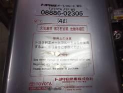 Toyota. Вязкость WS