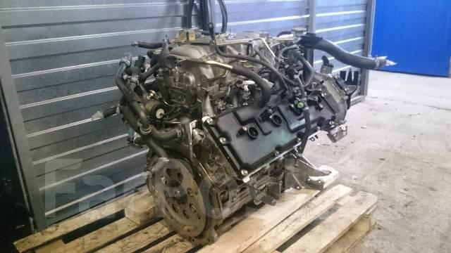 Двигатель в сборе. Infiniti FX45, S50 Двигатель VK45DE
