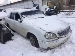 Бочка глушителя ГАЗ 31105 Волга ЗМЗ406