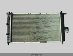 Радиатор охлаждения двигателя. Chery Sweet QQ, S11 Chery QQ, S11. Под заказ