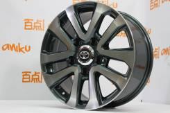 Toyota. 8.0x18, 5x150.00, ET50, ЦО 110,0мм.