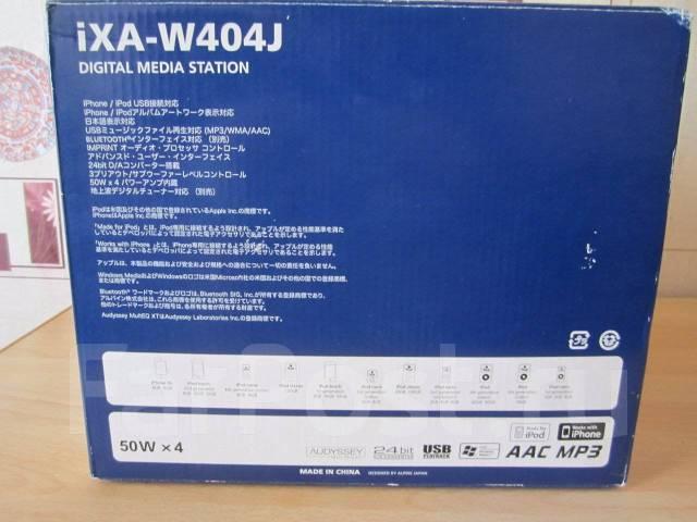Alpine IXA-W404J