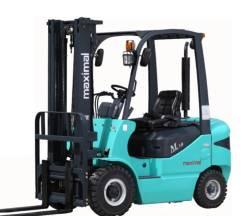 Maximal FD15T-M. Продаётся вилочный погрузчик maximal FD15T-MG13, 1 500 куб. см., 1 500 кг.