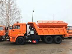 KDM ЭД-405. Снегоуборочная машина, КДМ ЭД 405, камаз 65115, 6 700куб. см.