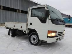 Isuzu Elf. Бортовой грузовик , 1997 г. в., 3 100 куб. см., 2 000 кг.