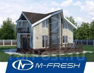M-fresh Amsterdam Plus! -зеркальный (На 1 этаже парная и душевая). 100-200 кв. м., 2 этажа, 5 комнат, бетон