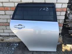 Дверь боковая. Toyota Corolla Fielder, NZE144G, NZE141G, ZRE142G, ZRE144G Двигатели: 1NZFE, 2ZRFE, 2ZRFAE