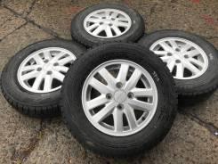 145/80R13 Bridgestone Revo GZ на литье. В пути из Японии (Х013). 4.0x13 4x100.00 ET35. Под заказ