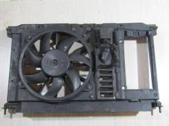 Вентилятор охлаждения радиатора. Citroen C4