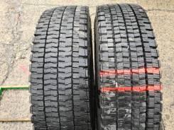 Dunlop Dectes SP001. Зимние, без шипов, 2010 год, износ: 5%, 2 шт. Под заказ