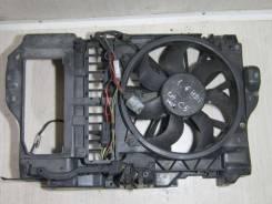 Вентилятор охлаждения радиатора. Citroen C5