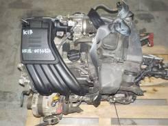 Двигатель HR12-DE на March K13