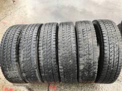 Bridgestone Blizzak W979. Зимние, без шипов, 2014 год, износ: 5%, 6 шт