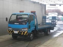 Nissan Atlas. Эвакуатор 4 WD , 4 300 куб. см., 3 500 кг. Под заказ