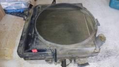 Радиатор охлаждения двигателя. Урал 4320