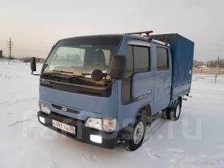 Nissan Atlas. 2000г. в TD27 Механика, 2 700 куб. см., 1 630 кг.