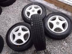 Dunlop Wintermaxx, 165/70R14. Зимние, без шипов, 2016 год, 5%, 4 шт