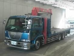 Nissan Condor. Эвакуатор , 7 680 куб. см., 10 000 кг. Под заказ