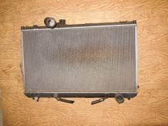 Радиатор охлаждения двигателя. Toyota Chaser, GX105, GX100 Toyota Cresta, GX105, GX100 Toyota Mark II, GX100, GX105 Toyota Verossa Двигатель 1GFE
