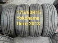 Yokohama BluEarth-A. Летние, 2013 год, износ: 5%, 4 шт