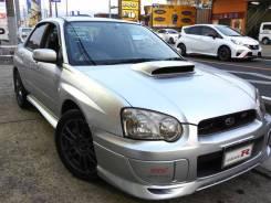 Subaru Impreza WRX STI. механика, 4wd, 2.0, бензин, 125 000 тыс. км, б/п, нет птс. Под заказ
