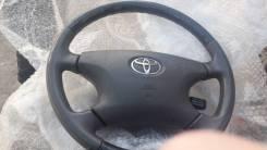 Руль. Toyota: Crown, Land Cruiser, Hilux Surf, Land Cruiser Prado, Brevis, Allion, Alphard, Aristo, Avensis, Avensis Verso, Picnic Verso / Avensis Ver...