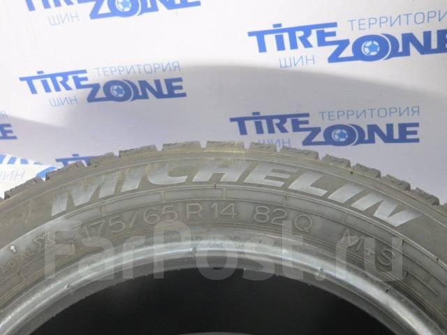 Michelin Drice. Зимние, без шипов, 2003 год, износ: 20%, 2 шт
