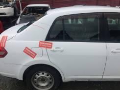 Дверь боковая. Nissan Tiida Latio, SNC11