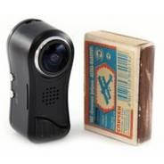 Миникамера/видеорегистратор QQ7 FullHD 1080p (Угол обзора – 185°). 5 - 5.9 Мп, без объектива