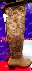 Распродажа Зимней женской обуви от 600 руб. Акция длится до 31 декабря