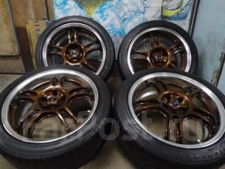 Продам Супер Крутой Лёгкий Спорт RS+Лето 215/45R17Toyota, Subaru. 8.0x17 5x100.00 ET48