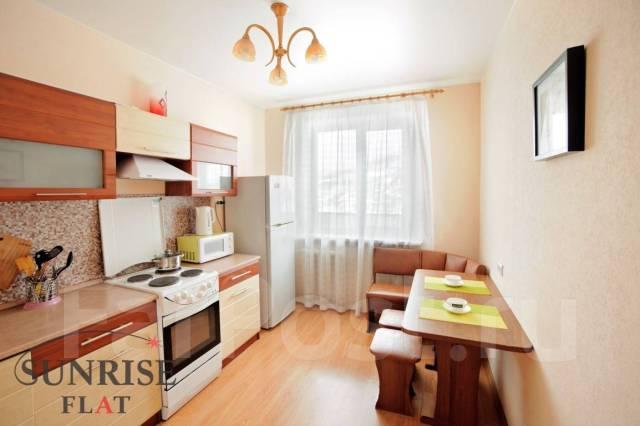 1-комнатная, улица Аллилуева 12а. Третья рабочая, 37 кв.м.