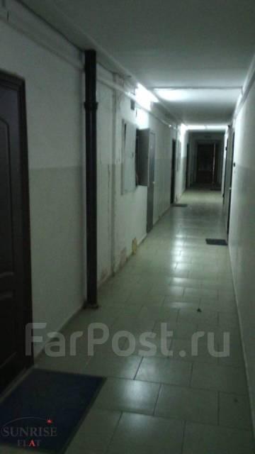 1-комнатная, улица Аллилуева 12а. Третья рабочая, 37кв.м. Подъезд внутри