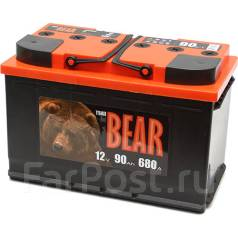Медведь. 90 А.ч., производство Россия