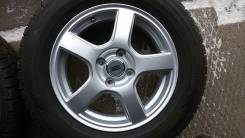 Bridgestone. 5.5x15, 4x100.00, ET42, ЦО 72,0мм.