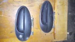 Ручка двери внешняя. Daewoo Matiz, KLYA Двигатели: F8CV, B10S1