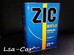 ZIC HIFLO. Вязкость 15W-40, минеральное. Под заказ