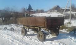 МордовАгроМаш 2ПТС-4.5. Продам самосвальный тракторный прицеп 2птс4, 3 999 кг.