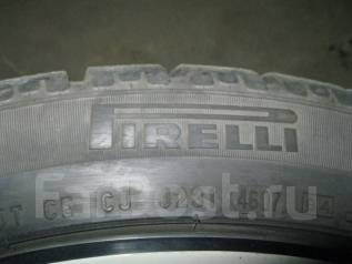 Pirelli W 210 Sottozero S2 Run Flat. Зимние, без шипов, износ: 10%, 2 шт