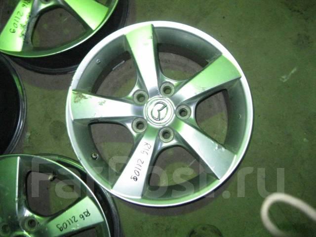 "Mazda. x16"", 4x114.30"
