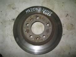 Диск тормозной. Mazda Atenza, GG3S, GYEW, GY3W, GGEP, GG3P, GGES Mazda Premacy, CPEW, CP8W Mazda Mazda6, GG Mazda Capella, GWFW, GWEW, GW5R, GWER, GW8...