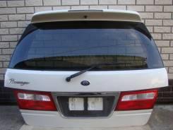Дверь багажника. Nissan Presage, U30, NU30, HU30, VNU30, VU30 Двигатели: KA24DE, VQ30DE, YD25DDTI