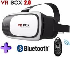VR BOX 2.0 для iPhone и Android + игровой Bluetooth пульт. Гарантия