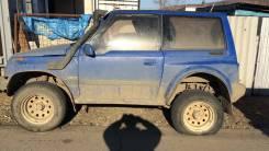 Задняя часть автомобиля. Suzuki Escudo, TA01W