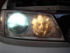 Фара. Nissan Presage, NU30, HU30, VNU30, U30, VU30 Двигатели: KA24DE, VQ30DE, YD25DDTI
